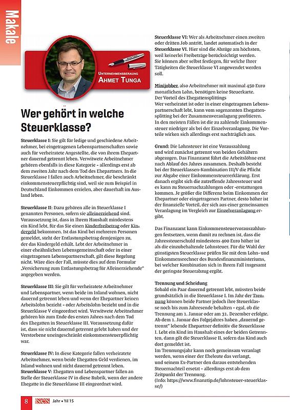 Berlin Ses Ausgabe 64